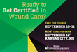 Wound Certification Prep Course Announces Partnership with American Board of Wound Management