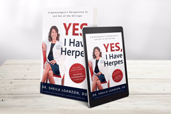 Dr. Sheila Loanzon's new book, Yes, I Have Herpes