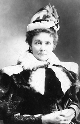 Cassie Chadwick was one of Millionaires' Row's most infamous figures.