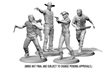 The Walking Dead: No Sanctuary Miniatures