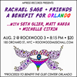 MPress Records Presents: Rachael Sage + Friends - A Benefit For Orlando