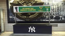 Kowa Sponsorship of New York Yankees