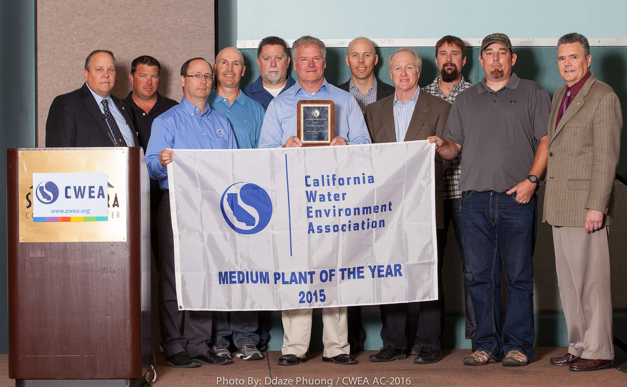 List of Annual Clean Water Excellence Awards Released by