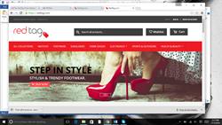Redtag.com Website