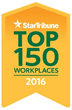 Star Tribune Names PowerObjects, an HCL Company a 2016 Top 150 Workplace