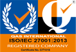 Athena Software Achieves ISO/IEC 27001:2013 Certification
