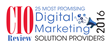 CIOReview Names DemandLab as One of the 25 Most Promising Digital Marketing Solution Providers 2016