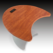 SMARTdesks Introduces Quark2 Sit-Stand Mobile Collaborative Learning Conference Tables