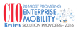Comview Named One of Most Promising Enterprise Mobility Solution Providers of 2016 by CIOReview
