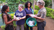 US Shiitake-Farmer Volunteers Work with Oyster Mushroom Farmers in Ghana