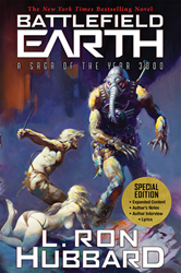 Battlefield Earth, By L. Ron Hubbard