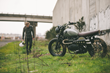 So You Want To Build A Custom Motorcycle: British Customs Establishes Authoritative Resource Center For How To Work On And Customize Triumph Motorcycles