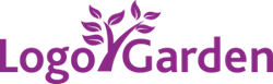 The logo for LogoGarden, Inc.