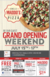 Uncle Maddio's Madison Opening Events