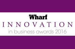 The Wharf Innovation in Business Awards 2016