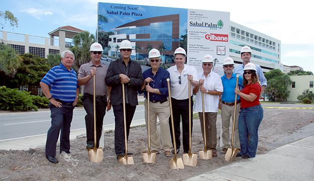 Gilbane Building Company Breaks Ground On Sabal Palms Plaza