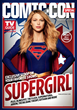 SUPERGIRL star Melissa Benoist on one of four collectible covers of the Warner Bros.-themed Comic-Con special issue of TV Guide Magazine.