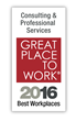 HRMS Solutions Named One of the Country's 2016 Best Workplaces in Consulting & Professional Services by Great Place to Work and Fortune Magazine