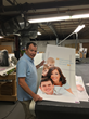 B&B Print Source Selects Vycom's Celtec Vivid White Expanded PVC to Keep Smiles White at Growing Dental Group