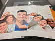 Having the white smiles printed on a bright white substrate is extremely important to Willamette Dental Group.