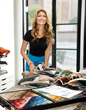 Tempaper Partners with Celebrity Design and Television Host Genevieve Gorder