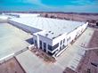 The Jurupa Warehouse and Logistic Center in Fontana, CA has over 150 SKYRPO Illuminator industrial skylights by SKYCO Skylights.