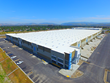 The Livermore Oaks Business Park has over 800 SKYPRO Illuminator industrial skylights by SKYCO Skylights covering over 1 million square feet of roof.