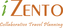 Travel Technology Company iZento logo