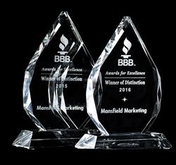 BBB Marketing Company Award