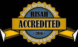 RISAH Accreditation Logo