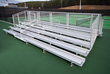Superior Recreational Products' Site Amenities Product Line Announces the Release of Code Compliant All-aluminum Bleachers