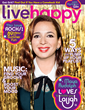 Maya Rudolph Shares Her Love for Laughter in the September Issue of Live Happy Magazine