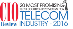 CIOReview names VirtualPBX as one of the 20 most promising telecom providers