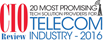 VirtualPBX Named to List of 20 Most Promising Telecom Providers by CIOReview