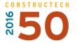 Multivista Honored with 2016 Constructech 50 Award