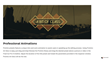 Final Cut Pro X - ProIntro Art Deco - Pixel Film Studios Plugin