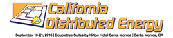 CA Distributed Energy
