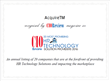 CIOReview announces AcquireTM as one among the 20 Most Promising HR Technology Solution Providers 2016