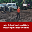Soles4Souls and the NALA Providing Disaster Relief to West Virginia