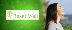 Reset Wall is a great tool to help alleviate the anxieties felt by people when socializing in public.