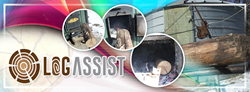 The Log Assist is a utility patent which saves on time, energy and resources.