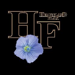 Heartland Flax Logo