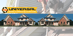 The Universal Step Flashing Channel is a household invention which will protect the walls and roofs of a home from acquiring damage due to exposure to water and moisture.