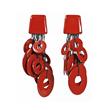 URUSHI CIRCLE earrings