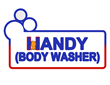 Handy Body Washer will increase the quality and enjoyment of your bath/shower time