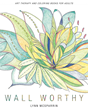 "Lynn McSparrin's New Book ""Wall Worthy Art Therapy and Coloring Books for Adults"" is a Calming and Peaceful Book Full of Graceful Artwork Waiting to be Transformed"