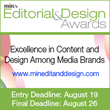 min Seeks Nominations for Annual Editorial & Design Awards