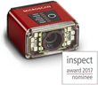 Microscan's MicroHAWK Smart Cameras are up for an Inspect Award 2017. Vote online at www.inspect-award.com.