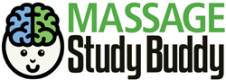 Massage Study Buddy Logo