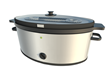 Automatically stirs food inside the pot to prevent it from getting burned over a long period of time.
